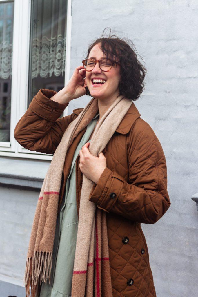 Morogmor Envi jakke brun