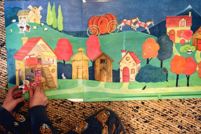 morogmor blog - eventyr magnetbog mange timer med leg og nærvær