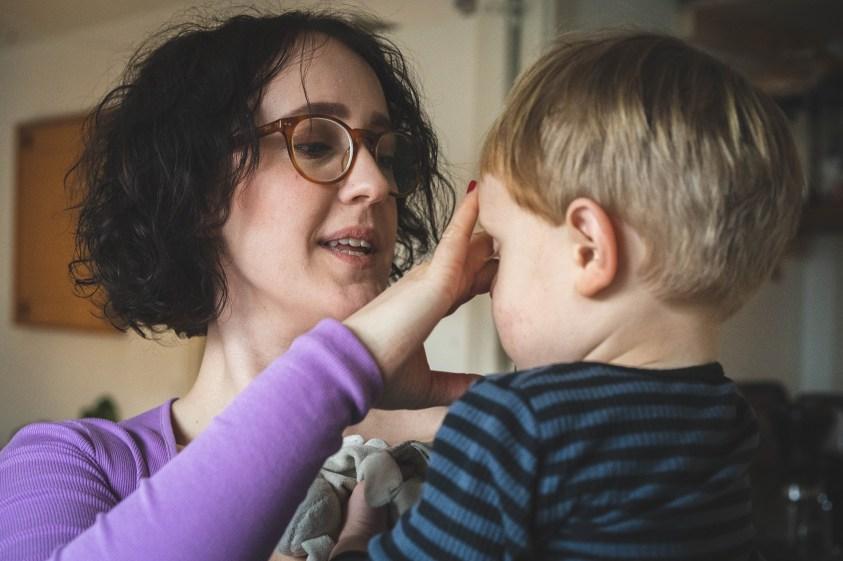 morogmor aktiviteter med hjemmebørn