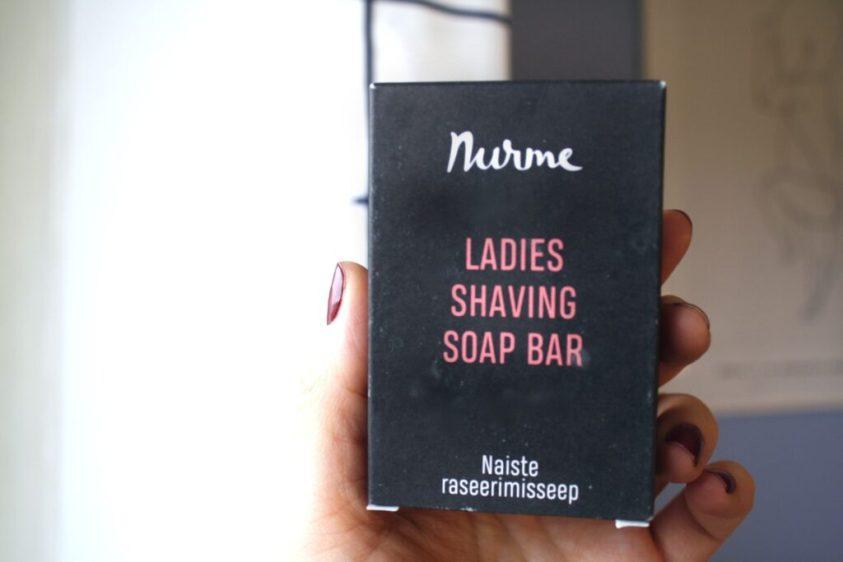 morogmor blog - Ladies shaving soap bar fra Nurme