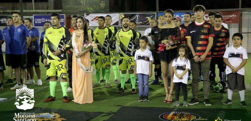 La Prefectura apoyando al deporte