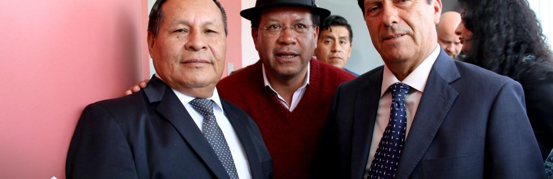 Boletín N° 00010-2019. Prefectos(as), eligieron al nuevo Presidente del CONGOPE.
