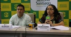 Rueda de prensa: Asambleas ciudadanas 2019
