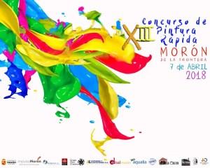 CULTURA. XIII Concurso de Pintura Rápida de Morón. 7 de abril @ Morón de la Frontera | Morón de la Frontera | Andalucía | España
