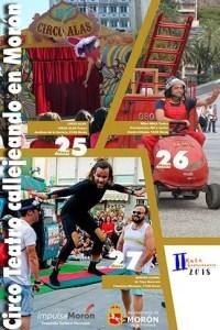 SOCIEDAD. Circo en la calle, Circo Alas. 25 de mayo. Jardines de La Carrera @ Jardines de La Carrera | Morón de la Frontera | Andalucía | España