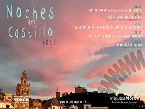 """MÚSICA. Los Escarabajos, """"Concierto 25 aniversario"""". 5 de julio. Castillo de Morón @ Castillo de Morón   Morón de la Frontera   Andalucía   España"""