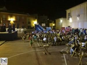 FIESTAS. VII Noche de Verano, Hdad. del Calvario. 24 y 25 de agosto. CEIP Padre Manjón @ CEIP Padre Manjón | Morón de la Frontera | Andalucía | España
