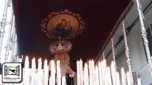 COFRADE. Solemne Besamanos María Stma. de la Amargura. 10 y 11 de noviembre. Iglesia de María Auxiliadora @ Iglesia de María Auxiliadora | Morón de la Frontera | Andalucía | España