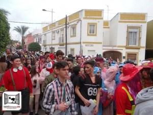 CARNAVAL. Tradicional Pasacalles. 2 de marzo @ Antiguo matadero
