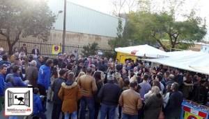 """CARNAVAL. Tagarniná y Pastelá. Puerta Sevilla y Peña El Siguerín. 17 de febrero @ Avda. de la Asunción y Peña """"El Siguerín"""""""