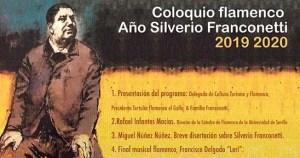 """COLOQUIO FLAMENCO. """"Año Silverio Franconetti 2019-2020"""". 30 de mayo. Pozo Nuevo y Casa de la Cultura @ Pozo Nuevo y Casa de la Cultura"""