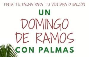 COFRADE. Domingo de Ramos con palmas. 5 de abril @ Morón de la Frontera