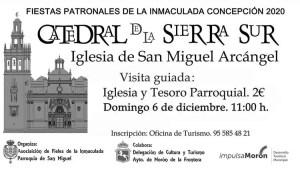 TURISMO. Visita guiada Iglesia y Tesoro parroquial de San Miguel. 6 de diciembre @ Iglesia de San Miguel