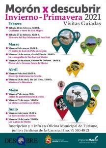 VISITA GUIADA. IV siglos de Luis de Peña en Morón. 5 de marzo @ Espacio Santa Clara