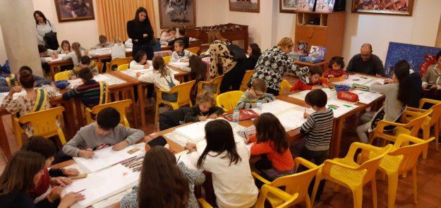 XVI Concurso de Dibujo Infantil