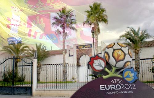 EUROCOPA 2012: «La Roja» en La Cábila