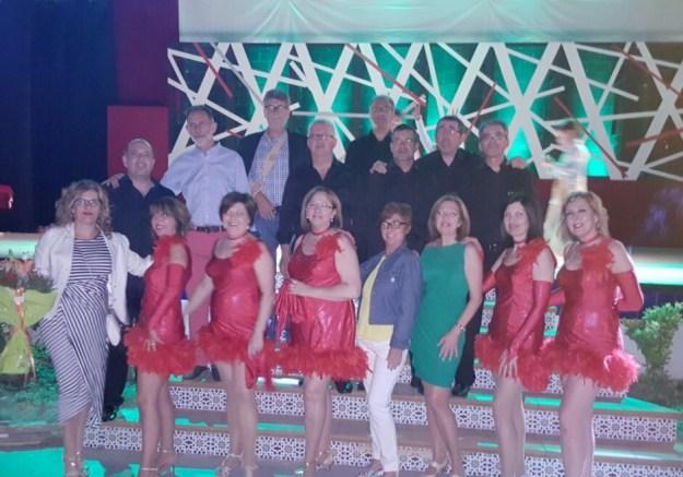 Gala de Bailes de Salón en LA CABILA