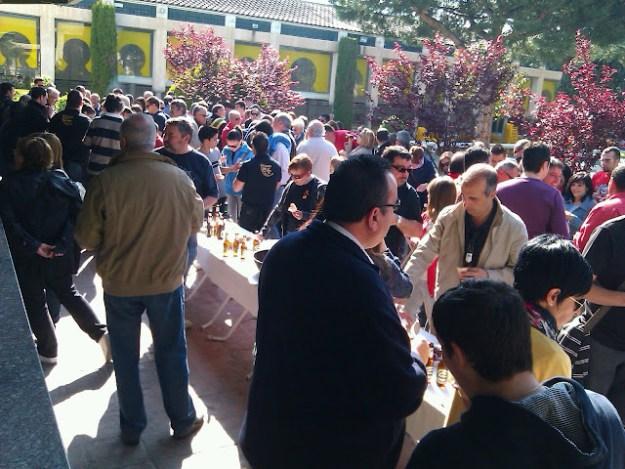 Reencuentro con LA CÁBILA 2012