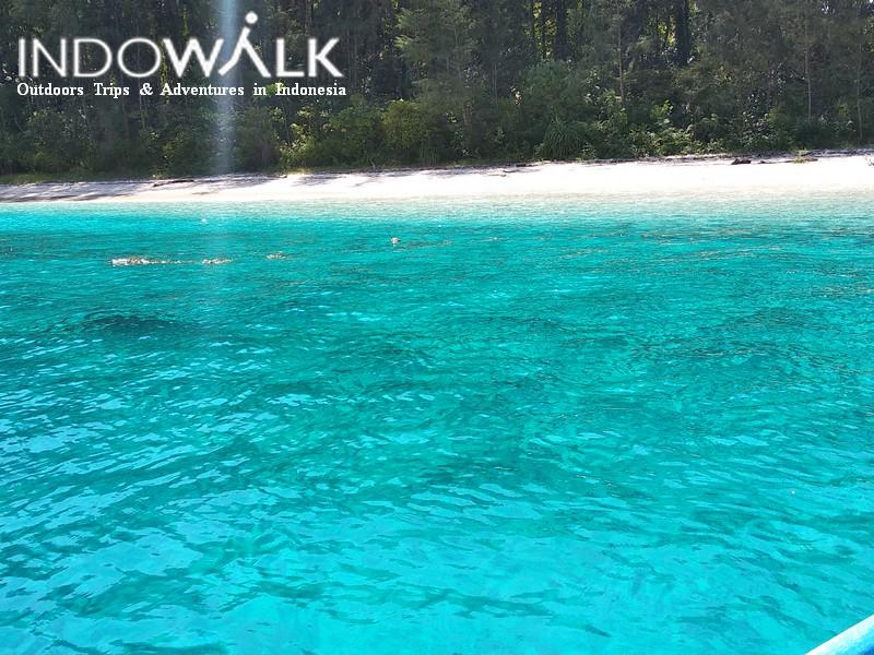 Morotai Pantai Indowalk
