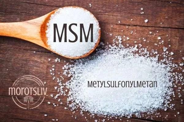 MSM för en piggare och bättre hälsa