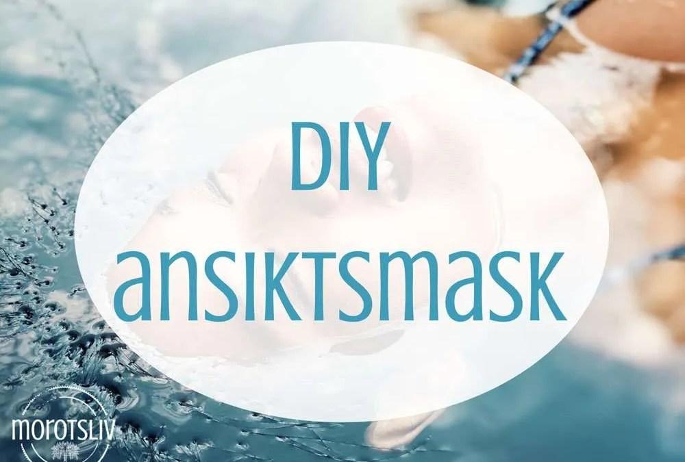 DIY – Antirynkmask