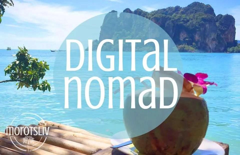 Min nya livsstil – som digital nomad