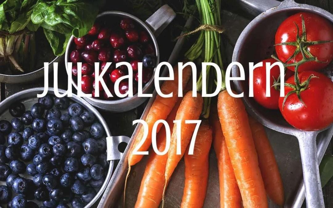 Julkalendern 2017