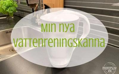 Mina köksmaskiner: Vattenreningskannan Dafi