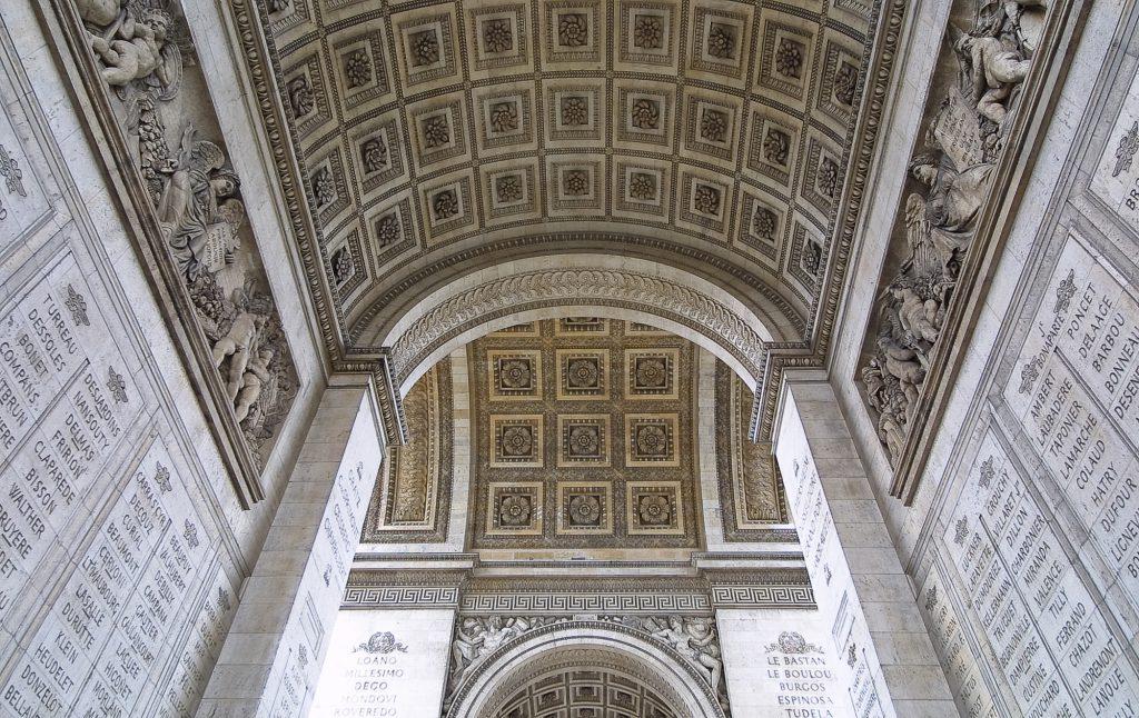 Arc De Triomphe Paris France Mike Morper Photography