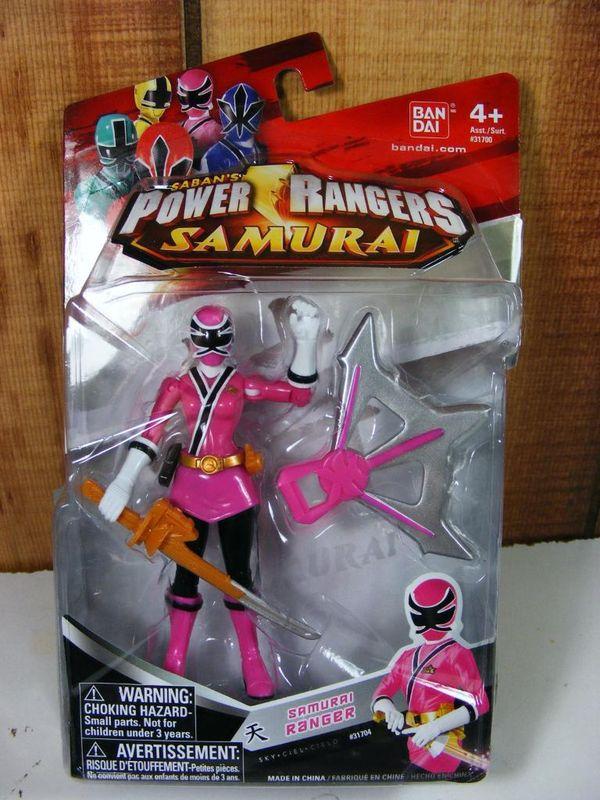 Power Rangers Samurai Spring Toy Line: Super Samurai Included! (4/6)