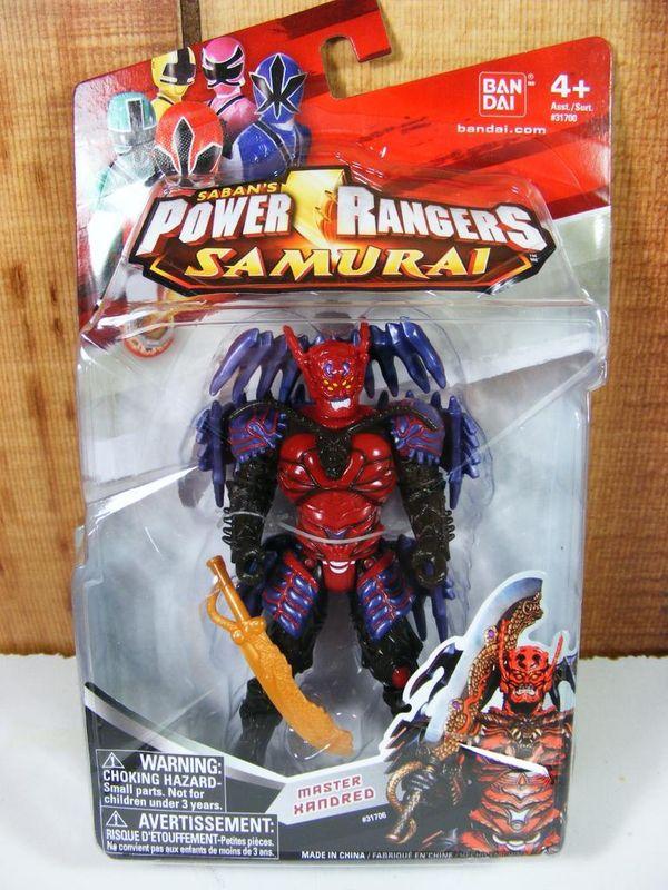 Power Rangers Samurai Spring Toy Line: Super Samurai Included! (6/6)