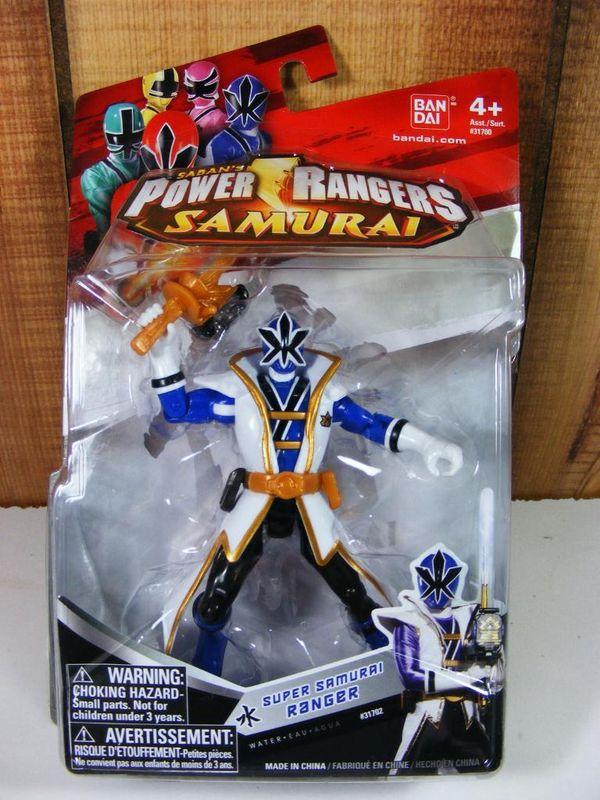 Power Rangers Samurai Spring Toy Line: Super Samurai Included! (2/6)