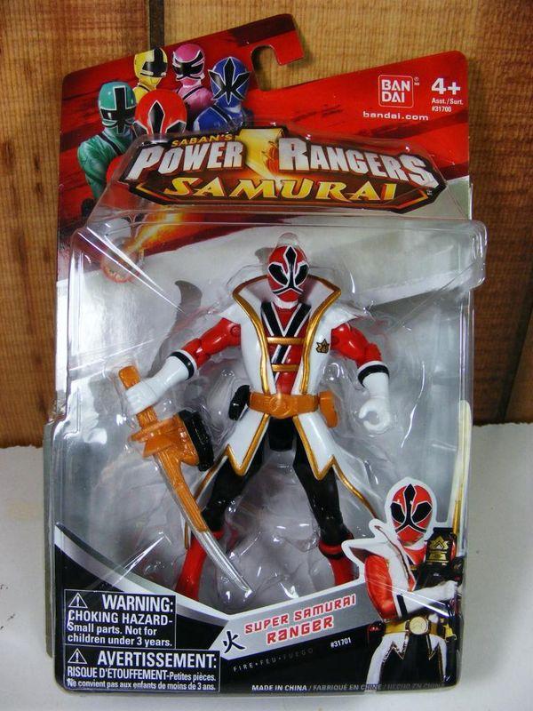Power Rangers Samurai Spring Toy Line: Super Samurai Included! (1/6)