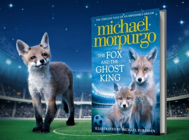 The-Fox-and-the-Ghost-King-Michael-Morpurgo