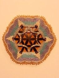 Flower of Life Beadwork, 2013
