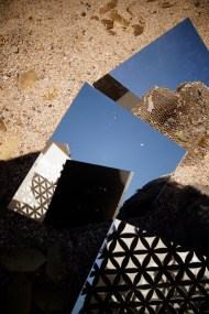 Installation: Jagged Reflection of Life, 2014