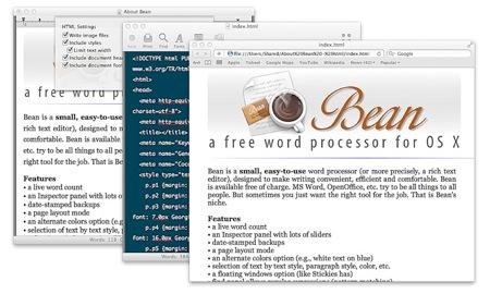 Bean html web