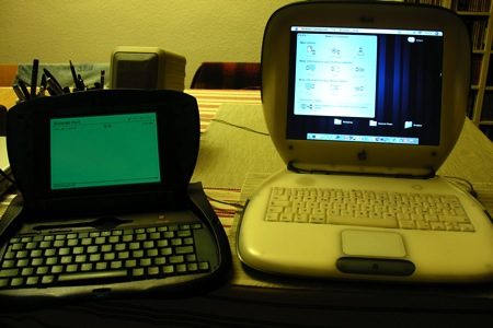iBook and eMate