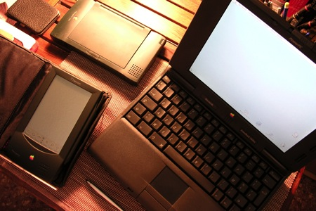 PowerBook and Newtons