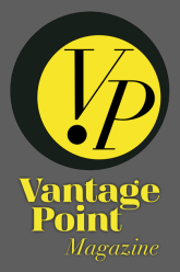 The magazine logo