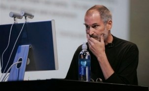Steve Jobs at WWDC 2006