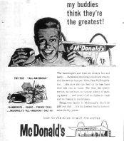 Idaho State Historical Society - McDonald's Ad Boise Journal July 27, 1961 p.6