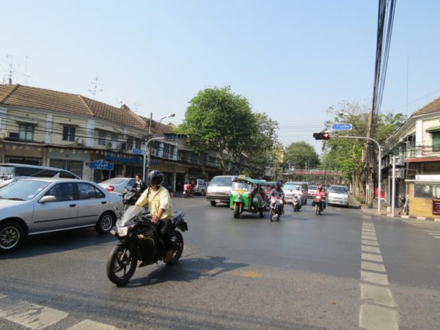 Walks Around Bangkok