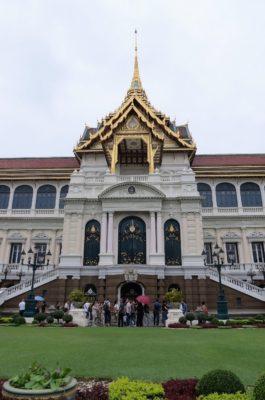 Phra Thinang Chakri Maha Prasat, Phra Nakhon, Bangkok
