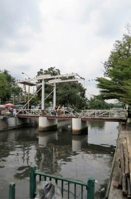 Hok Bridge, Phra Nakhon, Bangkok