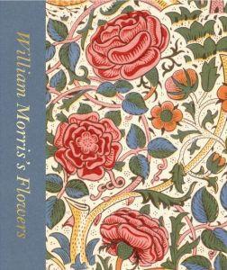 """Cover image of """"William Morris Flowers"""""""