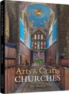 Book Review: Arts & Crafts Churches, Alec Hamilton
