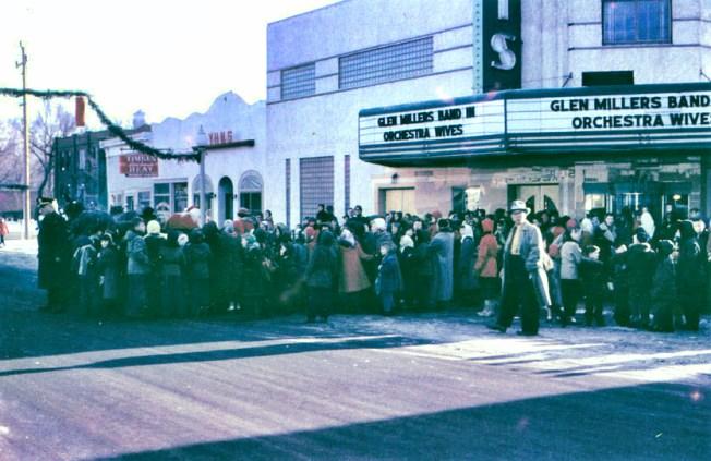 Morris Theatre ca. 1942