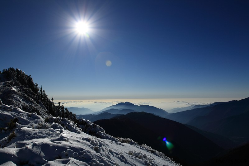 合歡山冬雪終曲 (03)