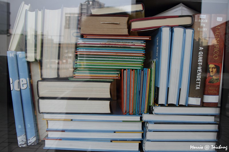 茉莉二手書店台中店 (5)